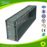 De grijze Container van PK met de Maagdelijke Materialen van pp