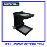 9005A 2PCS LED 빛을%s 가진 소형 접히는 루페 돋보기