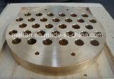 高品質C12200銅の前部Tubesheet