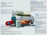 Industria della caldaia a vapore a petrolio del gas fine dei prodotti chimici