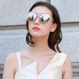 2017 vidros de Sun italianos do tipo dos produtos novos em óculos de sol de China