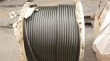 Corda del filo di acciaio di Unlvanized per la gru