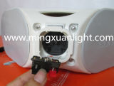 CRVの壁の台紙の携帯用小さいステレオスピーカーを制御しなさい