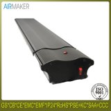 Calentador delgado radiante infrarrojo 2400W del patio al aire libre conveniente eléctrico