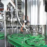 De sprankelende Installatie van de Verwerking van het Flessenvullen van het Glas van de Drank