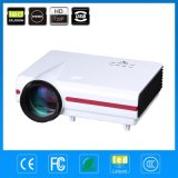 Cre 3500 lumens Business Presentationportable Mini proyector LCD
