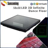 Sunfrom Gewijzigde Versie 3D Infinite Mirror LED-Dance Floor