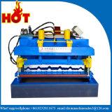 El rodillo esmaltado del azulejo que forma el panel del rodillo de la máquina lamina la formación de la máquina para el acero