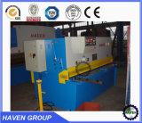 Macchina di taglio idraulica dell'acciaio legato di QC11Y, tagliatrice di piastra metallica, macchina di taglio idraulica