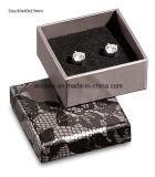 Jy-Jb156 매트 회색 간단한 중형 서류상 보석 고정되는 선물 수송용 포장 상자