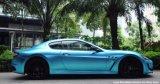 Tsautop 1,52*20m Novo Estilo Cromado mate a película de protecção de pintura automóvel Carro de Finalização de vinil