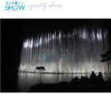 Большое озеро Музыкальный Фонтан воды