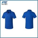 Os homens de malha personalizada OEM Polo T-shirt