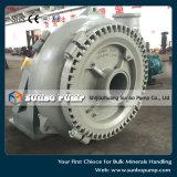 Pompa di fango di dragaggio centrifuga diResistenza resistente per estrazione mineraria