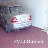 Высокая плотность яркий EPDM Открытый резиновые кирпича/резиновый напольный