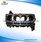 Toyota 4y 3y/2y/22r/2e/3vz/2rz/3rz를 위한 엔진 부품 실린더 구획