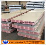 PPGL hojas/placa de acero prebarnizado Aluzinc
