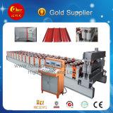 Fabricación de la azotea de la máquina formadora de rollos de acero de zinc