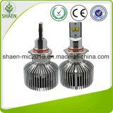 Arabia Saudita caliente en el mercado de venta de 45W 4500LM Coche Faro LED