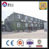 Camera prefabbricata della Camera del contenitore del pannello a sandwich di Xgz di basso costo e di alta qualità della Cina/struttura d'acciaio Wokshop Villadom (XGZ-228)