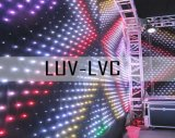 LED LED Cortina Cortina Visão flexível