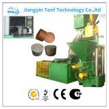 El metal de la maquinaria del desecho saltara la prensa de enladrillar (la alta calidad)