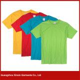 Camisas feitas sob encomenda dos homens do algodão de alta qualidade com seu próprio logotipo (R130)