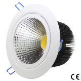 고성능 중단된 LED Downlight (COB/RGB/SMD5630)