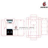 Visualización de cartón plegado/ Mostrar bandeja de papel/Estante estante mostrar