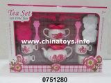 Juguete determinado de la cocina más nueva, cocinando los juguetes, conjunto de té (0751282)