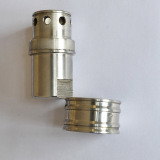 Metallreserve-Motorrad-Autoteile des CNC-maschinell bearbeitenteil-Kohlenstoff/Steel/SS316