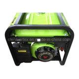 generatore portatile della benzina raffreddato aria 5kw/5kVA/5000watt/benzina