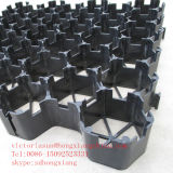 플라스틱 잔디 격자 포장 기계