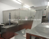 Congelador dobro de Spiral IQF/Industrail Quick Freezer/IQF Machine para Food