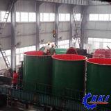 Agitazione mescolantesi di funzionamento del minerale facile di estrazione mineraria che liscivia serbatoio da vendere