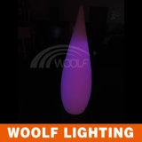 LEDの水低下ライトを変更するカラー