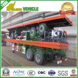60 des Trpile Wellen-Behälter-LKW-halb Tonnen Schlussteil-(ELEPH3EW)