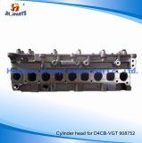 Maschinenteil-Zylinderkopf für Hyundai/KIA/Mitsubishi D4CB-Vgt 22100-4A210 908752