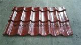セリウムの標準カラーは機械を形作る鋼鉄タイル屋根ロールに塗った