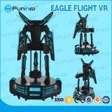 Один игрок полет и съемки игры машины полет 9D-Cinema для детей