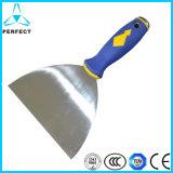 Ruspa spianatrice di plastica della maniglia del acciaio al carbonio