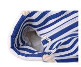 Saco de ombro com grande capacidade de bolsas de lona Saco de desporto