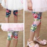 Kid's Summer Pantalon colorés à motifs floraux S7