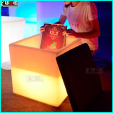 Magic Cube Mat LED Stools with Mat