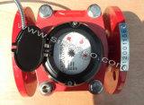 Woltman cadran sec de type compteur avec l'impulsion d'eau chaude