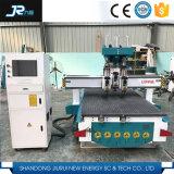 3D 4 Axls Máquina CNC fresadora CNC de trabalho da madeira com dois anos de garantia