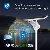 50W LED Solarstraßen-Fühler-Licht für Projekt