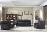 Sofá moderno secional de couro com o sofá Home para a mobília
