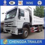 판매를 위한 HOWO 50ton 40ton 광업 쓰레기꾼 팁 주는 사람 트럭
