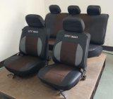 Дешевые конкурентоспособной цене пользовательских печатных PU кожаных сидений автомобиля